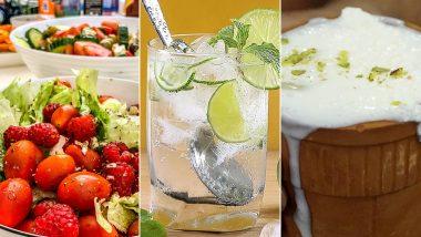 Summer Tips: उन्हाळ्यात आहार कसा असावा? 'या' गोष्टी शरीराला देतील थंडावा