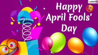 April Fool 2021: 'एप्रिल फूल'निमित्त मित्र किंवा कुटुंबातील सदस्यांची चेष्टा करण्यासाठी काही भन्नाट आयडिया