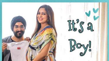 Singer Harshdeep Kaur Blessed with Baby Boy: बॉलिवूडची सुप्रसिद्ध गायिका हर्षदीप कौर हिने दिला गोंडस मुलाला जन्म, सोशल मिडियाद्वारे चाहत्यांना दिली ही आनंदाची बातमी