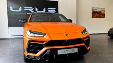 Lamborghini ने भारतात लॉन्च केली नवी कार, अवघ्या 3.6 सेकंदात पकडणार 100kmph चा वेग