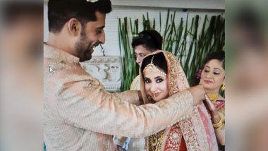 Urmila Matondkar ने खास फोटो शेअर करत पती Mohsin Akhtar Mir ला दिल्या लग्नाच्या वाढदिवसाच्या शुभेच्छा!