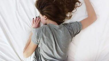 Sleep on the stomach: तुम्हाला पोटावर झोपायची सवय आहे? तर मग आताच सावध व्हा अन्यथा तुम्हाला 'या' आजारांशी करावा लागू शकतो सामना
