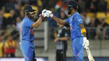 ICC T20I Rankings: आयसीसी टी-20 क्रमवारी जाहीर; केएल राहुल दुसऱ्या स्थानी कायम तर, विराट कोहली याची एका स्थानाची झेप