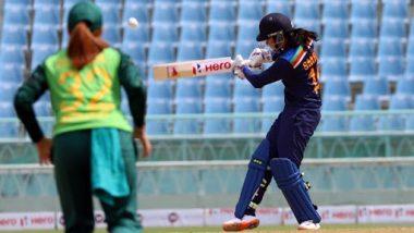 India Women Vs South Africa Women 2nd T20I: भारतीय महिला संघाने टी-20 मालिका गमावली; दक्षिण आफ्रिकेचा दणदणीत विजय