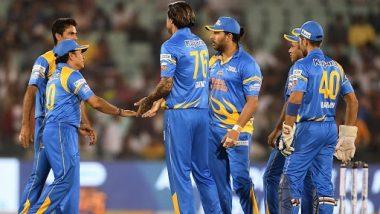 Road Safety World Series Final: रोड सेफ्टी वर्ल्ड सीरीजच्या अंतिम सामन्यात India Legends विजयी; Sri Lanka Legends 14 धावांनी पराभूत