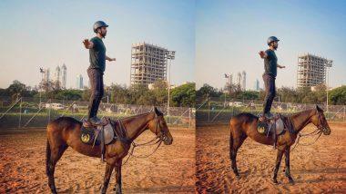 Vicky Kaushal चा घोड्यावर उभा राहिलेला फोटो पाहून सोशल मीडियात भडकले युजर्स, दिल्या 'या' प्रतिक्रिया