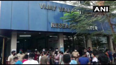 Virar Covid Care Fire: विजय वल्लभ कोविड केअरच्या ICU विभागात आग; 13 जणांचा मृत्यू