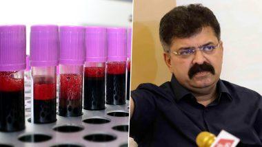 महाराष्ट्रात रक्ताचा तुटवडा, लोकांनी पुढे येऊन रक्तदान करण्याचे जितेंद्र आव्हाडांचे आवाहन