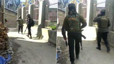 जम्मू-काश्मीर: शोपियन भागात भारतीय सैन्याशी झालेल्या चकमकीत 3 दहशतवाद्यांचा खात्मा