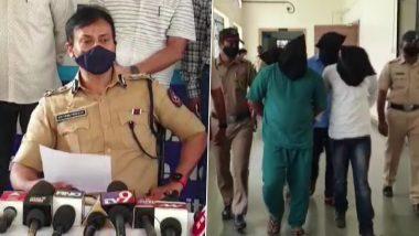 महाराष्ट्र: 40 रेमडेसिवीर इंजेक्शन्स काळा बाजार करणा-या 4 जणांना अटक
