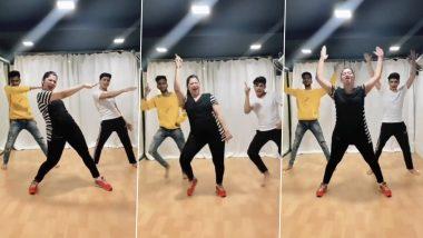 डॉ. बाबासाहेब आंबेडकर यांच्या जयंती निमित्त मराठी अभिनेत्री दिपाली सय्यद ने 'ए भावा माझा जयभिम घ्यावा' गाण्यावर केले खास नृत्य, Watch Video