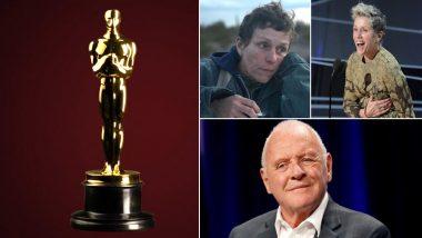 Oscars 2021 Winner List: ऑस्कर 2021 मध्ये सर्वोत्कृष्ट चित्रपटाचा मानकरी ठरला 'Nomadland', येथे पाहा विजेत्यांची यादी