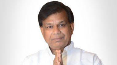 Mewalal Chaudhry Dies Due to Covid-19: बिहारचे माजी शिक्षणमंत्री आणि जेडीयू नेते मेवालाल चौधरी यांचे कोरोनामुळे निधन