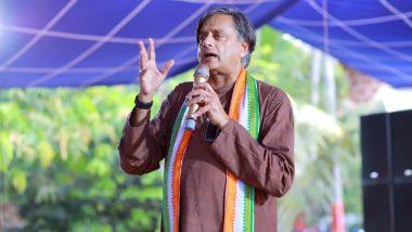 काँग्रेस नेते Shashi Tharoor यांनी ट्विटरवर केली मोठी चूक; रुग्णालयात भरती Sumitra Mahajan यांना वाहिली श्रद्धांजली