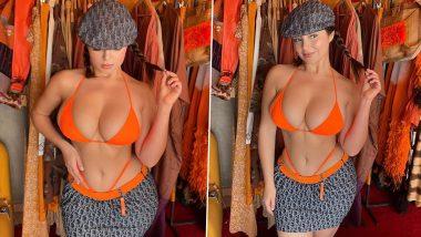 Demi Rose Superhot Photos: अमेरिकन मॉडल डेमी रोज चे हे हॉट फोटोज पाहून चाहत्यांना फुटेल घाम