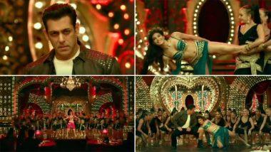 Radhe Song Dil De Diya Teaser: राधे चित्रपटातील 'दिल दे दिया' गाण्याचा टीजर आला समोर, भाईजानसह जैकलीन फर्नांडिस लावणार ठुमके