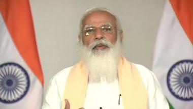 PM Narendra Modi Addresses The Nation: कोरोना विषाणूच्या लढाईमध्ये, प्रभू रामचंद्रासारखे मर्यादेचे पालन करण्याचे आणि रमजानमधील संयम व शिस्त अंगी बाळगण्याचे पंतप्रधान नरेंद्र मोदी यांचे आवाहन