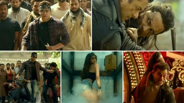 Radhe: Your Most Wanted Bhai Trailer: बहुप्रतिक्षित 'राधे' सिनेमाचा ट्रेलर आऊट;  अॅक्शन थ्रिलर सिनेमात पहा Salman Khan चा दमदार अंदाज (Watch Video)