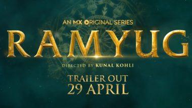 Ramyug Teaser Released: दिग्दर्शक कुणाल कोहलीची वेब सीरिज 'रामयुग' चा टीझर रिलीज; एमएक्स प्लेयरवर पाहता येणार