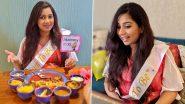 सुप्रसिद्ध गायिका Shreya Ghoshal ने कोरोना काळात अशा पद्धतीने साजरे केले आपले डोहाळे जेवण