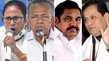 ABP C-Voter Exit Poll Results 2021 Live Streaming: पश्चिम बंगाल, तामिळनाडू, केरळ, असम, पुदुच्चेरी  विधानसभा निवडणूक एक्झिट पोल निकाल इथे पहा लाईव्ह