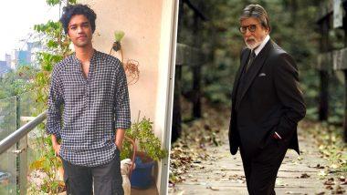 Amitabh Bachchan यांच्यासोबत काम करण्याची Irrfan Khan चा मुलगा Babil Khan ची इच्छा; फोटोसह शेअर केली भावूक पोस्ट