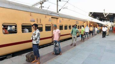 Mumbai: स्थलांतरित कामगारांची संख्या वाढल्याने मध्य रेल्वेकडून 3 स्पेशल ट्रेन चालवल्या जाणार