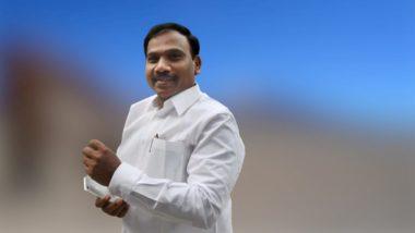 Tamil Nadu Assembly Election 2021:  DMK नेते A Raja यांच्यावर 48 तासांसाठी प्रचारबंदी; आक्षेपार्ह वक्तव्यामुळे निवडणूक आयोगाचा निर्णय