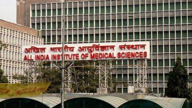 Delhi: कोरोना लसीचे दोन्ही डोस घेऊनदेखील दिल्लीतील AIIMS रुग्णालयातील 35 डॉक्टर कोरोना पॉझिटिव्ह