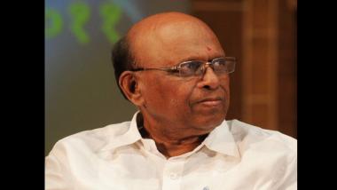 Ex-Minister Eknath Gaikwad Passes Away: मोठी बातमी! माजी मंत्री एकनाथ गायकवाड यांचे निधन