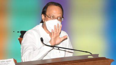Ajit Pawar on Mask: भाषणादरम्यान आलेली चिठ्ठी पाहून अजित पवार भडकले म्हणाले 'हा शहाणा मला सांगतोय'
