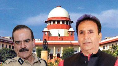 Parambir Singh Case: परमबीर सिंह प्रकरणात अनिल देशमुख, महाविकासआघाडी सरकारच्या वतीने सर्वोच्च न्यायालयात दोन स्वतंत्र याचिका