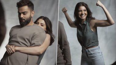 Anushka Sharma ने घेतले Virat Kohli ला उचलून; पहा मजेशीर Video