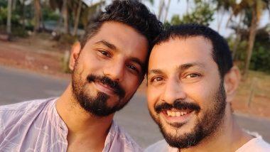 लेखक-फिल्ममेकर Apurva Asrani आणि पार्टनर Siddhant Pillai यांचे 14 वर्षांनी ब्रेकअप; LGBTQ समुदायासाठी होते रोल मॉडेल