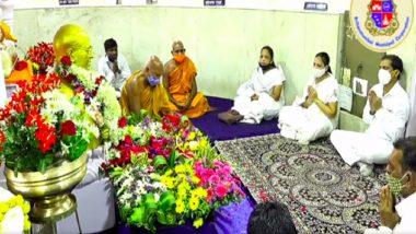 130th Birth Anniversary of Dr. Babasaheb Ambedkar: डॉ. बाबासाहेब आंबेडकर जयंतीचा चैत्यभूमीवरील सोहळा इथे पाहा लाईव्ह