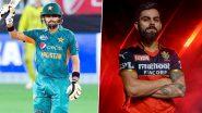Virat Kohli's Advice to Babar Azam: विराट कोहलीच्या मार्गदर्शनाने कशी बदलली बाबर आजमची क्रिकेट कारकीर्द, पाकिस्तानी क्रिकेटर सांगितलं सिक्रेट