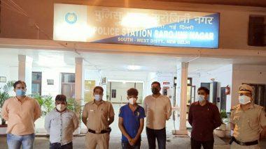 दिल्लीत रेमिडेसिव्हरचा साठा करण्यासह त्याचा काळाबाजार करणाऱ्या दोन जणांना अटक