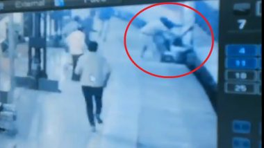 Madhya Pradesh: चालत्या ट्रेनमध्ये चढताना घसरला पाय, RPF जवानाच्या प्रसंगावधानामुळे वाचला जीव (Video)