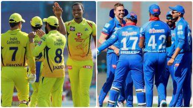 CSK vs DC IPL 2021 Match 2: दिल्ली कॅपिटल्स-चेन्नई सुपर किंग्स सामन्यात कोण-कोणावर वरचढ, पहा दोन्ही संघाचे हे रेकॉर्ड