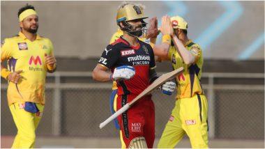 CSK vs RCB IPL 2021 Match 19: जडेजाचा'वन मॅन शो', बेंगलोरवर 69 धावांनी मात करत अखेर'धोनीब्रिगेड'ने रोखला 'विराटसेने'चा विजयरथ
