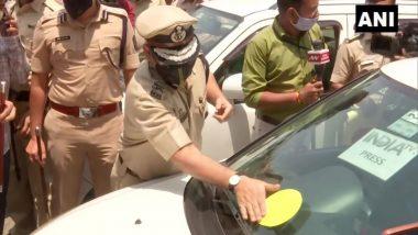 मुंबई पोलिसांकडून Color Code पास अत्यावश्यक सेवासुविधांसाठी जाहीर, गैरवापर करणाऱ्याच्या विरोधात कायदेशीर कारवाई केली जाईल- हेमंत नगराळे