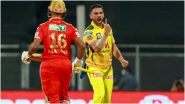 PBKS vs CSK IPL 2021: 4 विकेट घेताच Deepak Chahar याने केला विक्रमांचा भडीमार, असा कारनामा करणारा बनला पहिलाच गोलंदाज