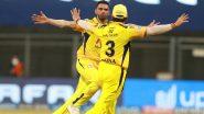 PBKS vs CSK IPL 2021: दीपक चाहरच्या घातक गोलंदाजीने मोडली पंजाब किंग्सची कंबर, चेन्नईला विजयाची 107 धावांची गरज