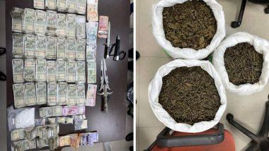 NCB कडून मुंबईत तीन ठिकाणी छापेमारी, अधिकाऱ्यांकडून एमडी ड्रग्ज, गांजासह 20 लाखांची रोकड जप्त