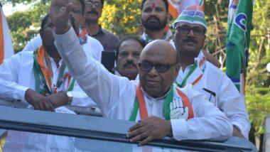 Congress Leader Eknath Gaikwad Passes Away: काँग्रेस नेते एकनाथ गायकवाड यांचे निधन