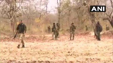 Chhattisgarh Naxal Attack: छत्तीसगडमध्ये नक्षलवादी आणि सुरक्षा दलांत चकमक, यात 2 जवान शहीद