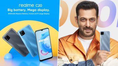 Realme C20, Realme C21 आणि Realme C25 अखेर भारतात लाँच, जाणून घ्या वैशिष्ट्ये आणि किंमतीविषयी