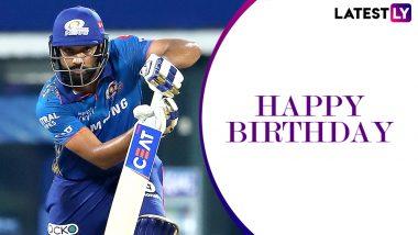 Happy Birthday Rohit Sharma: टीम इंडियाचा 'हिटमॅन' रोहित शर्मा आहे 'या' 5 विश्वविक्रमांचा बादशाह, जाणून जाल चक्रावून