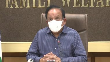 महाराष्ट्र, मध्य प्रदेश, दिल्लीसह या राज्यांत केंद्राने ऑक्सिजन पुरवठा वाढवला- आरोग्यमंत्री डॉ. हर्षवर्धन