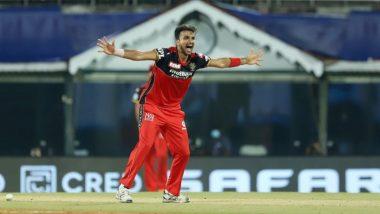 MI vs RCB IPL 2021: Harshal Patel याच्या भेदक गोलंदाजीपुढे मुंबई फलंदाजांची शरणागती, विजयासाठी बेंगलोरला 160 धावांचे लक्ष्य
